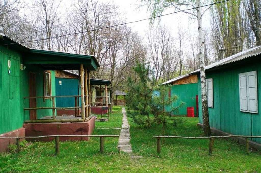 Отдых на Краснооскольском водохранилище 2017
