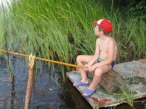 Рыбалка в Истринском районе Московской области
