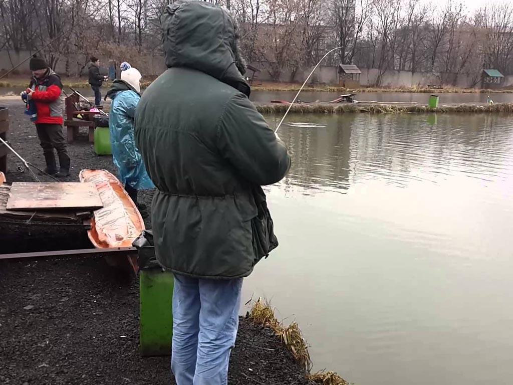 платная рыбалка борисов