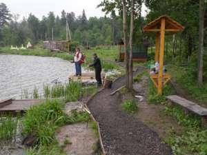 Рыбалка в Лыткино Московской области