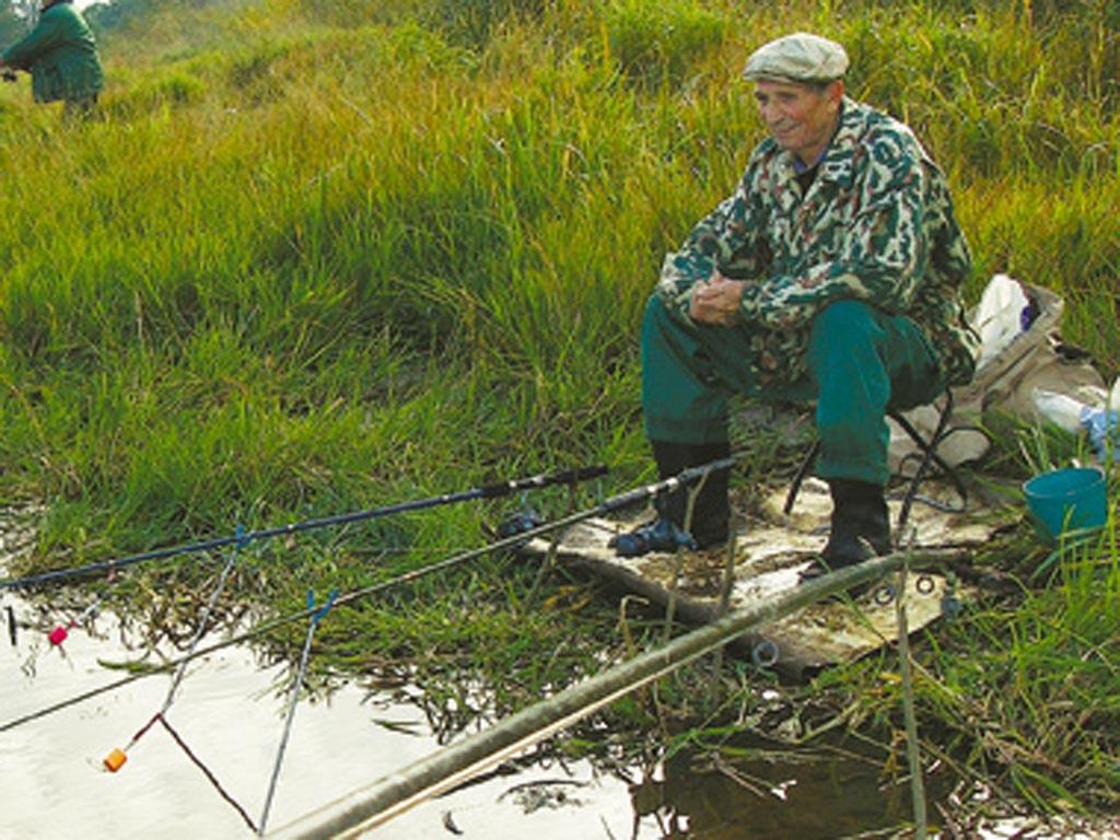рыбалка под обнинском