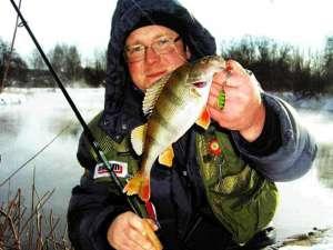 Рыбалка на Пехорке