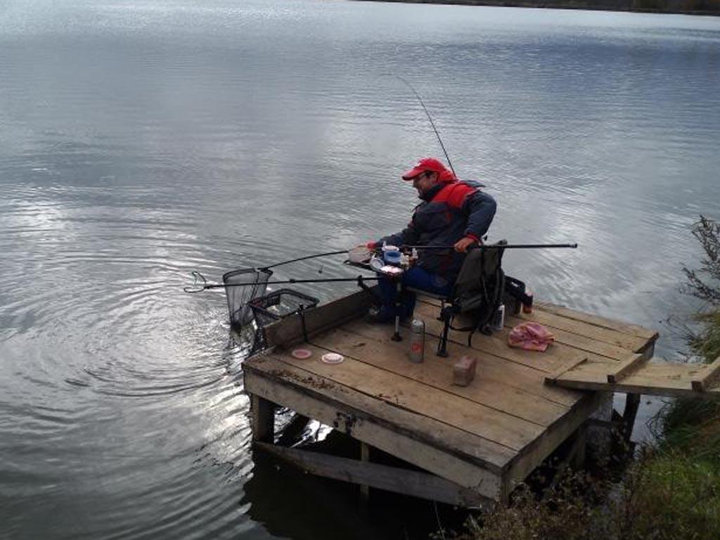 рыбалка петряиха дальний