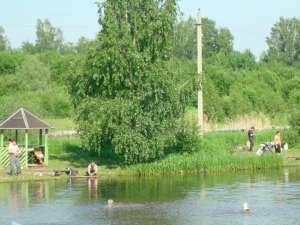 Рыбалка на Пятницком шоссе
