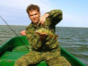 Рыбалка на Каспийских раскатах