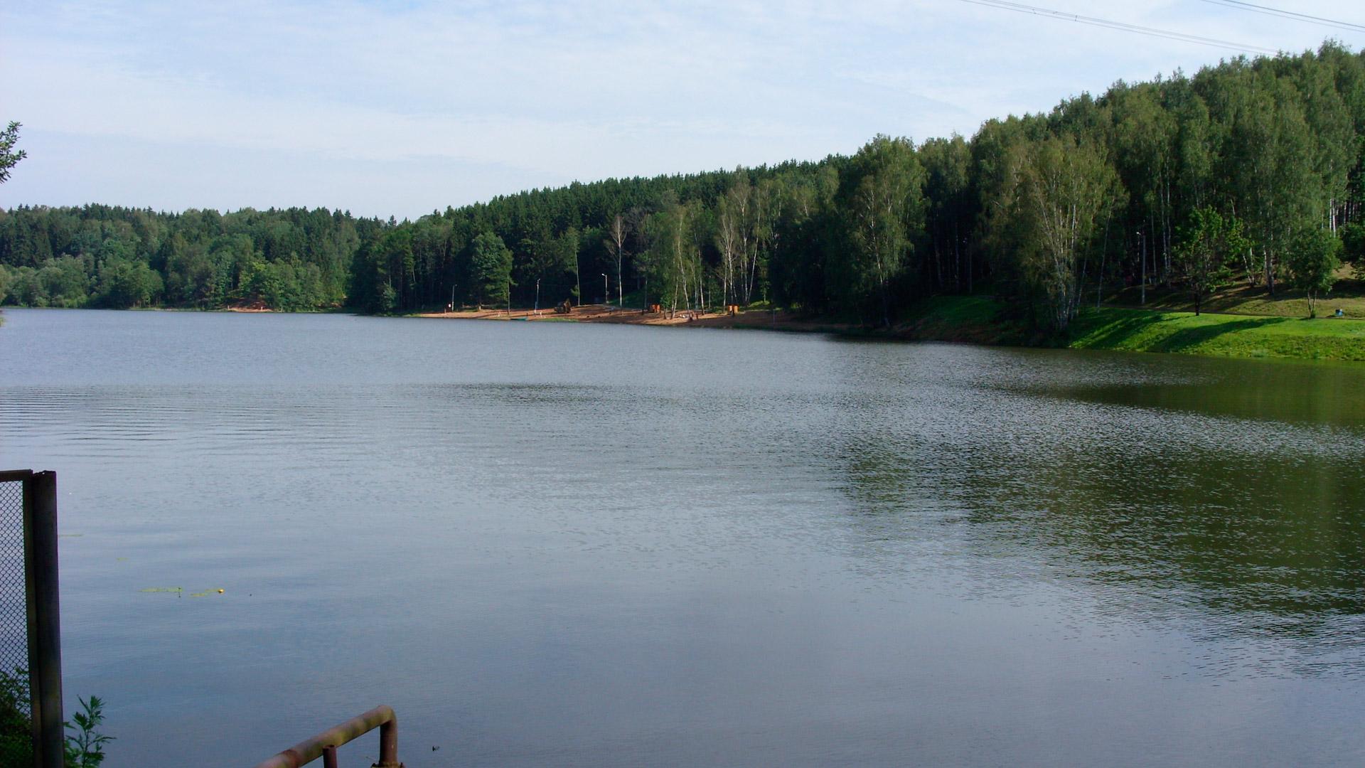 река синичка красногорск рыбалка