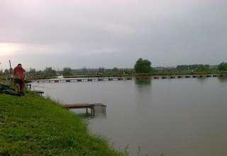 Рыбалка в КРХ Супер Карп в Калиновке