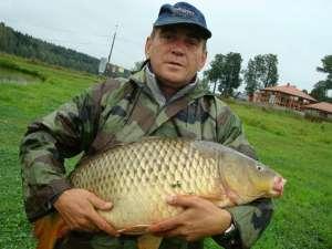 Рыбалка в КРХ Светлые горы