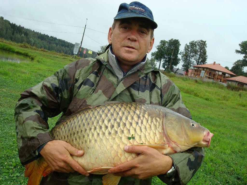 рыбалки бледного