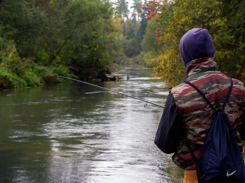 рыбалка на реке воря 2015