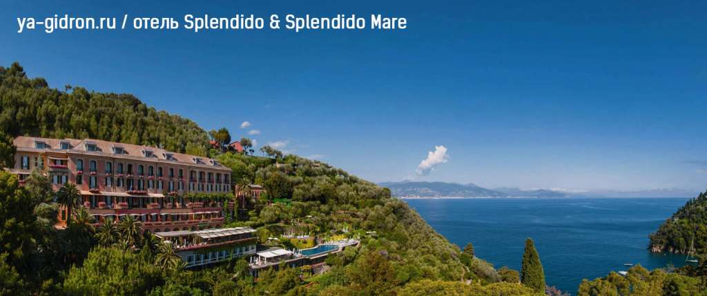 Отель Splendido & Splendido Mare