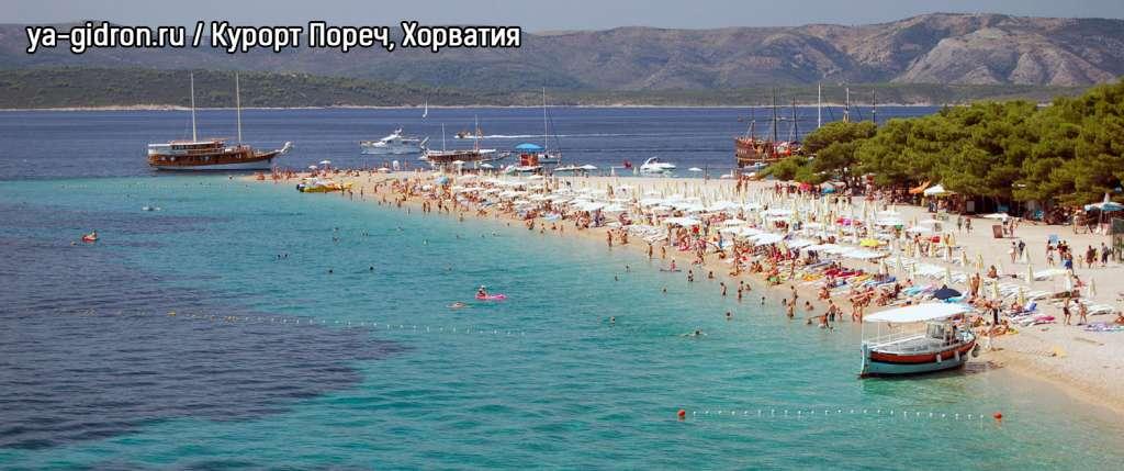 Курорт Пореч, Хорватия